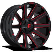 Fuel Off-Road Contra alloy wheels