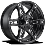 Fuel Off-Road Dakar alloy wheels