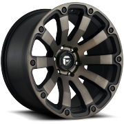 Fuel Off-Road Diesel alloy wheels