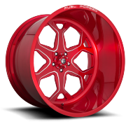 Fuel Off-Road FF99 forged wheels