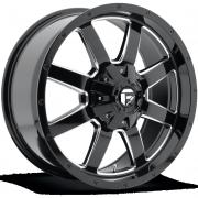 Fuel Off-Road Frontier alloy wheels