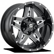 Fuel Off-Road FullBlown alloy wheels