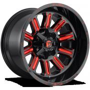 Fuel Off-Road Hardline alloy wheels