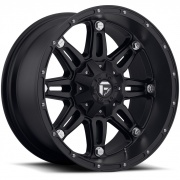 Fuel Off-Road Hostage alloy wheels