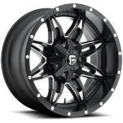 Fuel Off-Road Lethal alloy wheels