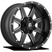 Fuel Off-Road Maverick alloy wheels