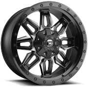 Fuel Off-Road Neutron alloy wheels