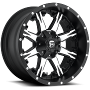 Fuel Off-Road Nutz alloy wheels