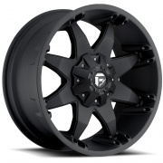 Fuel Off-Road Octane alloy wheels
