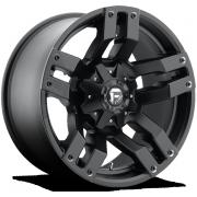 Fuel Off-Road Pump alloy wheels