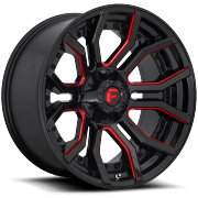 Fuel Off-Road Rage alloy wheels