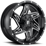 Fuel Off-Road Rocker alloy wheels