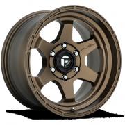 Fuel Off-Road Shok alloy wheels