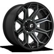 Fuel Off-Road Siege alloy wheels