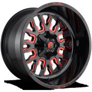 Fuel Off-Road Stroke alloy wheels