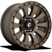 Fuel Off-Road Tactic alloy wheels