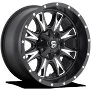 Fuel Off-Road Throttle alloy wheels