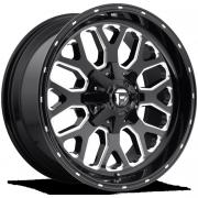 Fuel Off-Road Titan alloy wheels