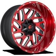 Fuel Off-Road Triton alloy wheels
