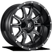Fuel Off-Road Vandal alloy wheels