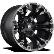 Fuel Off-Road Vapor alloy wheels