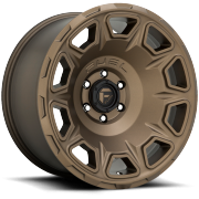 Fuel Off-Road Vengeance alloy wheels