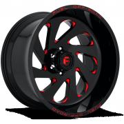 Fuel Off-Road Vortex alloy wheels