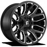 Fuel Off-Road Warrior alloy wheels