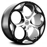 Gianna Anomaly alloy wheels