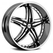 Gianna Blitz alloy wheels
