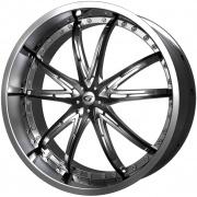 Gianna Crown alloy wheels