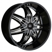 Gianna Helios alloy wheels