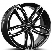 GMP Atom alloy wheels