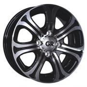 GR A508 alloy wheels