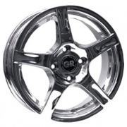 GR A510 alloy wheels
