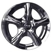 GR A511 alloy wheels