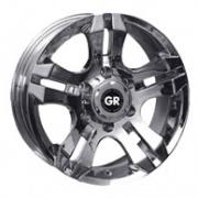 GR A525 alloy wheels