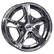 GR A529 alloy wheels