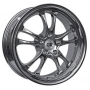 GR A533 alloy wheels