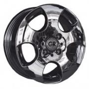 GR A589 alloy wheels