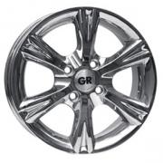 GR A609 alloy wheels