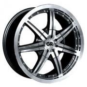 GR A707 alloy wheels