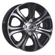 GR A708 alloy wheels