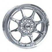 GR A813 alloy wheels