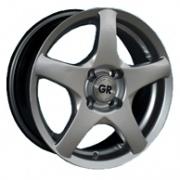 GR EN067 alloy wheels