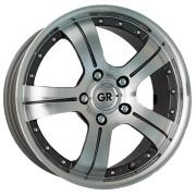 GR H005 alloy wheels