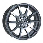 GR H051 alloy wheels