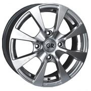 GR H053 alloy wheels