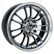 GR HS015 alloy wheels