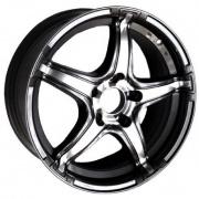 GR HS115 alloy wheels